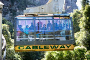 scenic world cableway
