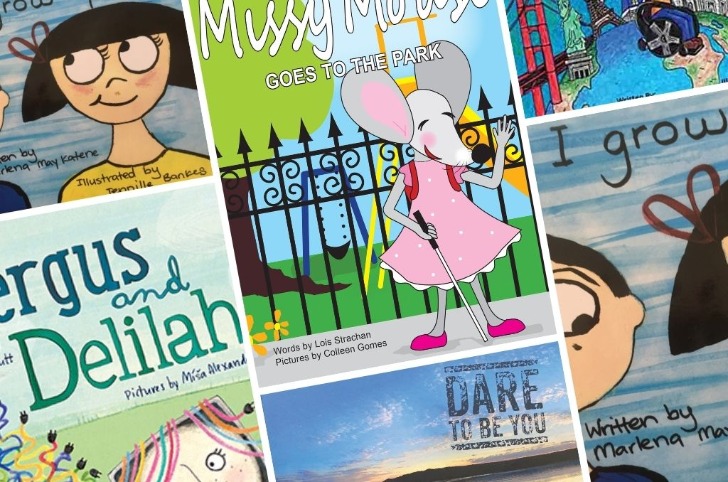 Book Covers - Inclusive Books To Read With Kids